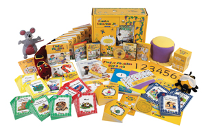 Jolly Phonics Classroom Kit Plus